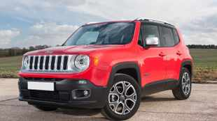 The Fiat that thinks it's a Jeep
