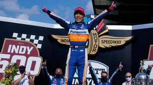 Ex-F1 driver Takuma Sato savours 'second chance in life' after Indy 500 win