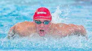 Swimmers Emma Chelius and Pieter Coetzé qualify for Tokyo Olympics