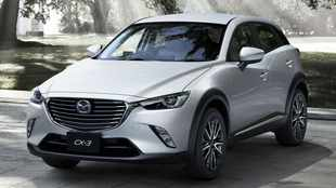 CX-3's a bargain buy in its league