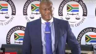 LIVE FEED: State Capture Inquiry - September 29, 2020