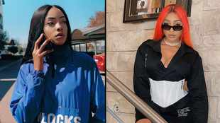 WATCH: Rouge addresses 'beef' with Nadia Nakai