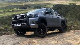 First drive: Toyota's tweaked Hilux hits the right notes off the beaten track