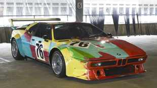 Carpark Gallery: BMW Art Cars on show