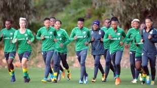 Ledwaba urges Banyana to aim higher than ever at Awcon 2018