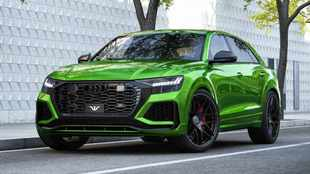 German tuner Wheelsandmore unleashes Audi RS Q8 with 743kW