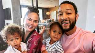 John Legend surprised to conceive third child with Chrissy Teigen naturally