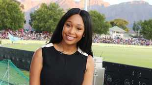 LOOK: Minnie Dlamini-Jones flaunts her 'breathtakingly' natural beauty