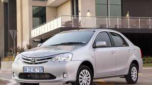 TESTED: Etios is practical and perky