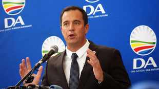 After its video bombed, DA fails to pre-visualise rally