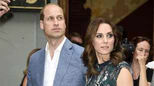 Prince William and Duchess Catherine remove Sussexes from charity name