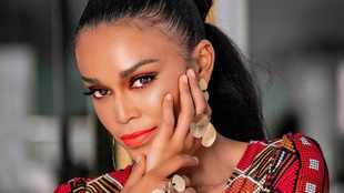 Pearl Thusi speaks about privilege during the 21-day lockdown