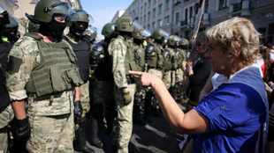 Lukashenko celebrates birthday as Belarus protests continue to rumble