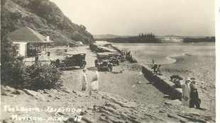 Then and Now: Isipingo Beach