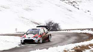 WRC forging ahead as organisers struggle to keep the show on the road