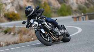 US bike journalist missing after taking CB1000R for test ride