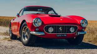 Re-birth of an icon: The 1960 Ferrari 250 GT is back (and it can be yours, for a price)