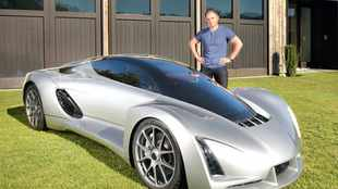 3D printed supercar is road ready