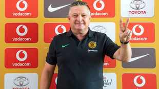 5 challenges for new Kaizer Chiefs boss Gavin Hunt