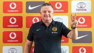 Gavin will keep Kaizer Chiefs in the hunt for trophies, says former keeper Shongwe