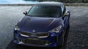 Kia gives slow-selling Stinger a nip and tuck