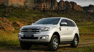 Ford expands Everest SUV line-up with more affordable 4WD model