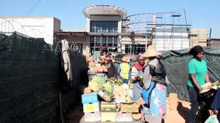 Denneboom informal traders' battle with Tshwane Regional Mall in Mamelodi far from over