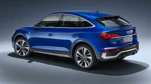 Audi unleashes Q5 Sportback to rival BMW X4, Mercedes GLC Coupe