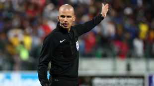 Victor Gomes 'replaced' as Afcon final referee, Danny Jordaan now Caf vice-president