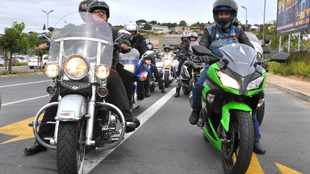 Bikers go pink in aid of CanSA