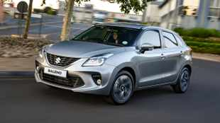 Suzuki SA beefs up Baleno safety kit as its Toyota twin's launch looms