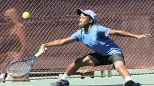 16-year-old tennis star Kholo Montsi powers into world top 20