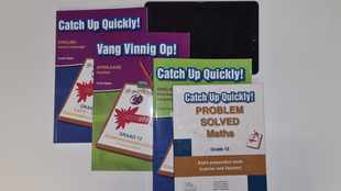 Win a tablet with matric subjects from Vivlia Publishing - Gauteng only