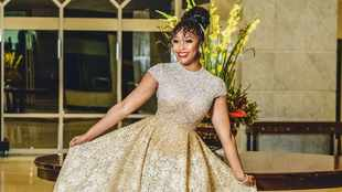 Minnie Dlamini-Jones reveals she is 'homeless'