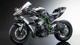 Kawasaki's 220kW track-day special