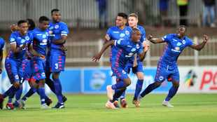 SuperSport United survive penalty shoot-out to knockout Polokwane City