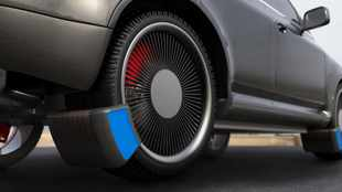 Tyre dust is a major pollutant, but these UK students have found a solution