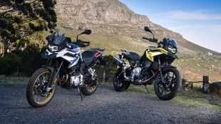 BMW's latest GS models cater for adventurous spirits