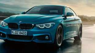 New BMW 4 Series shows its bold face ahead of next week's reveal