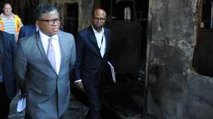 Mixed reaction to Mbalula's safety plan for Prasa