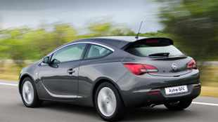 Opel Astra GTC - SA launch images