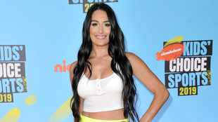 WATCH: The parenting struggle is real for Nikki Bella who is up all night with newborn son