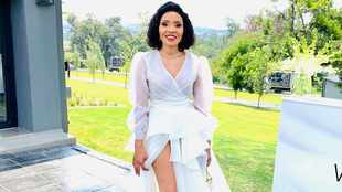 Norma Mngoma really is that fashionista as she reintroduces herself to the world