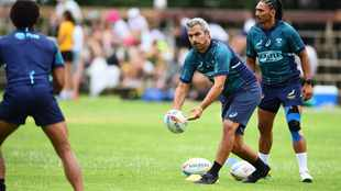 PODCAST: Blitzboks coach Neil Powell on Cheslin Kolbe, Olympics and Cape Town Sevens