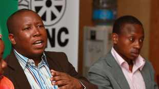 Malema latest politician to throw his weight behind Lungisa's 'unfair' prison sentence