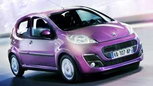 More French flair for Peutroën C107