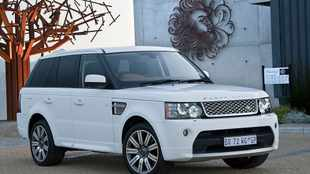 Range Rover Sport 'enhanced' for 2012