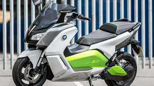 BMW battery bike for the real world