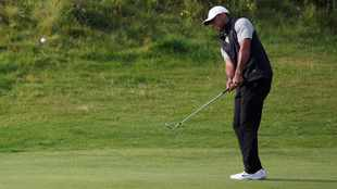 Tiger Woods trying to shape the ball better ahead of Open Championship