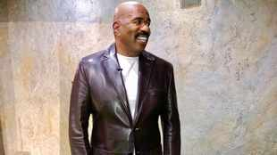 LOOK: Steve Harvey's makeover has him looking like a new man